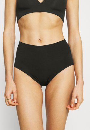 DREAM ORGANICS PANTY 2 PACK - Culotte - black