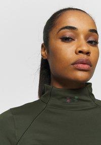 Under Armour - RUSH - Sports shirt - baroque green - 3