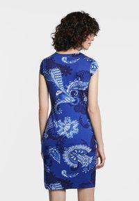 Desigual - SIBILA - Day dress - blue - 2