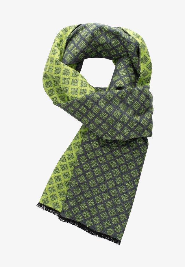 Sjal / Tørklæder - hellgrün