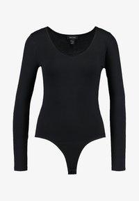 New Look - BODY - Long sleeved top - black - 3