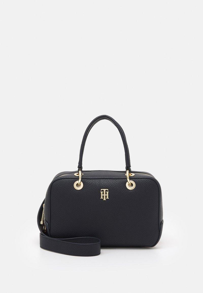 Tommy Hilfiger - ESSENCE DUFFLE  - Handbag - blue