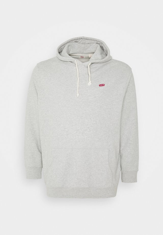 BIG ORIGINAL HOODIE - Hoodie - gray heather