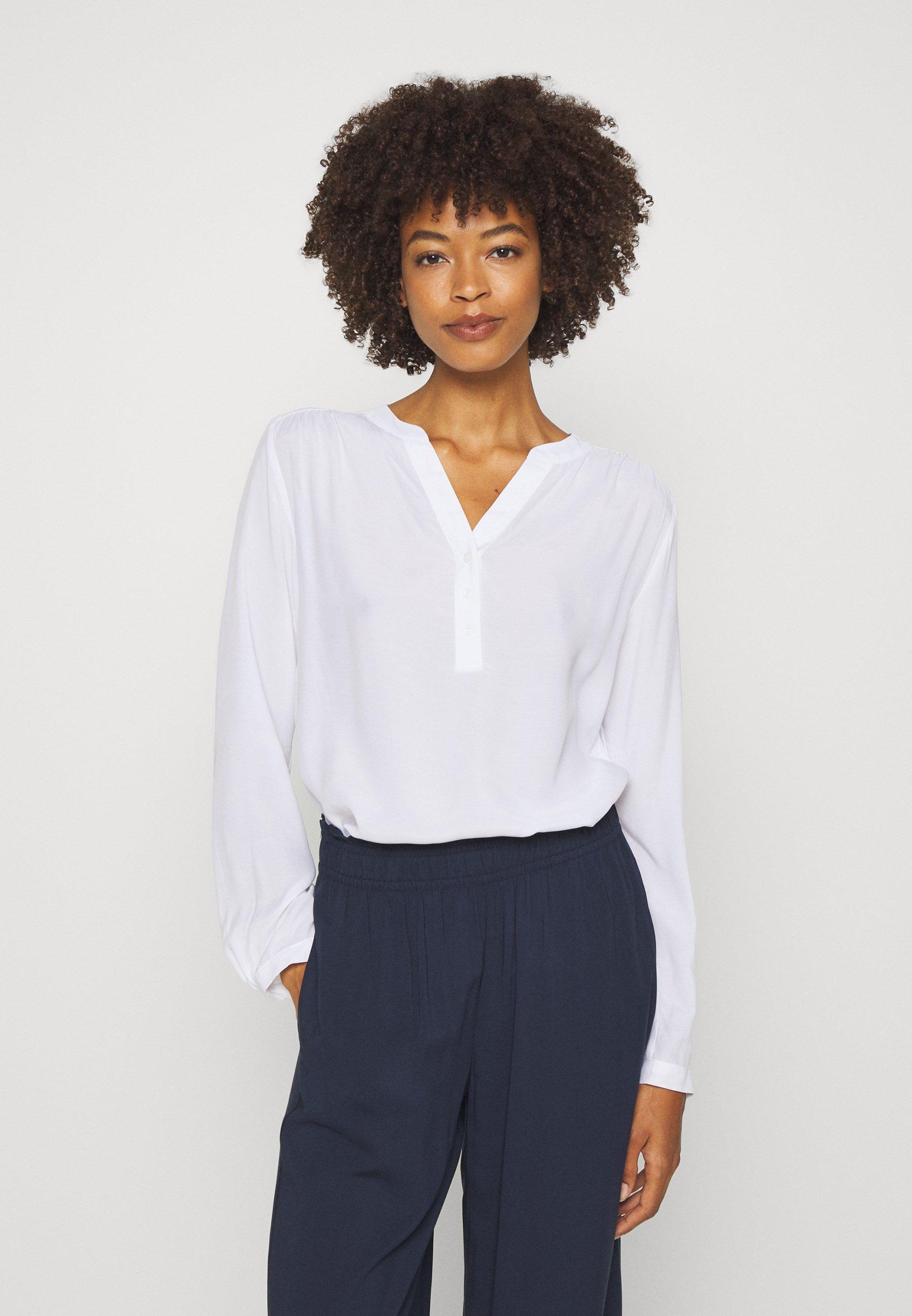 Classic Wholesale Seidensticker REGULAR FIT - Blouse - weiß | women's clothing 2020 jfZQO