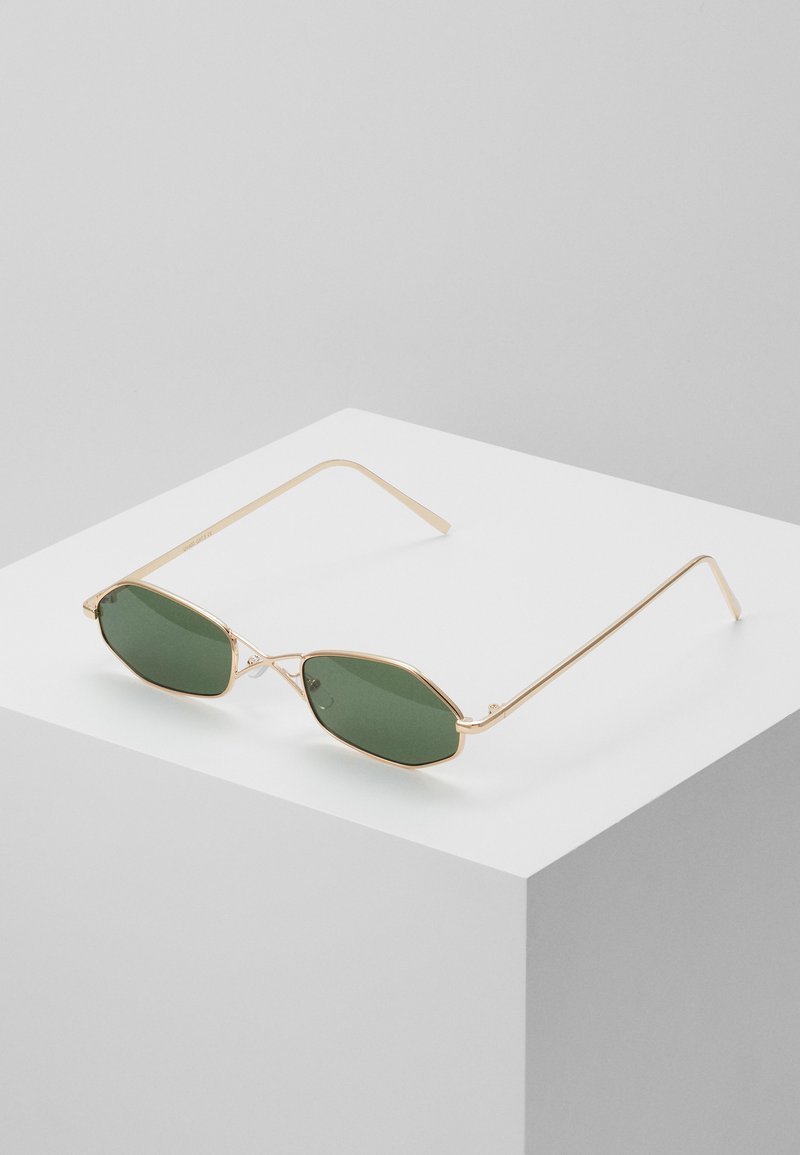 Only & Sons - ONSSUNGLASSES - Sonnenbrille - gold coloured