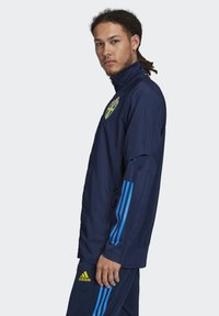 adidas Performance - SWEDEN SVFF PRESENTATION JACKET - National team wear - blue - 2