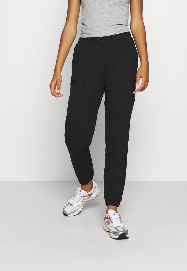 Regular Fit Jogger - Tracksuit bottoms - black