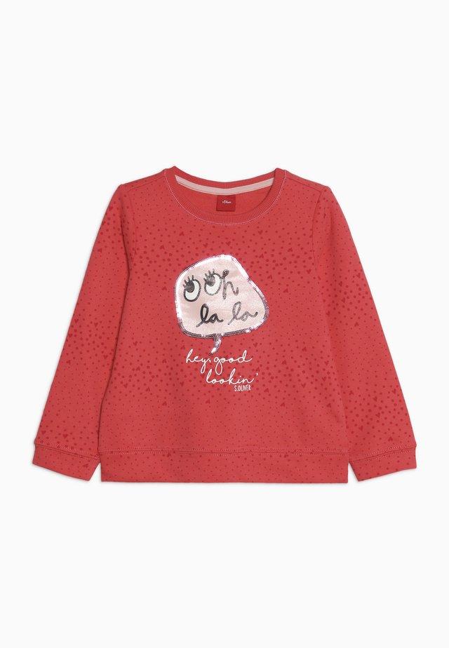 LANGARM - Sweater - pink