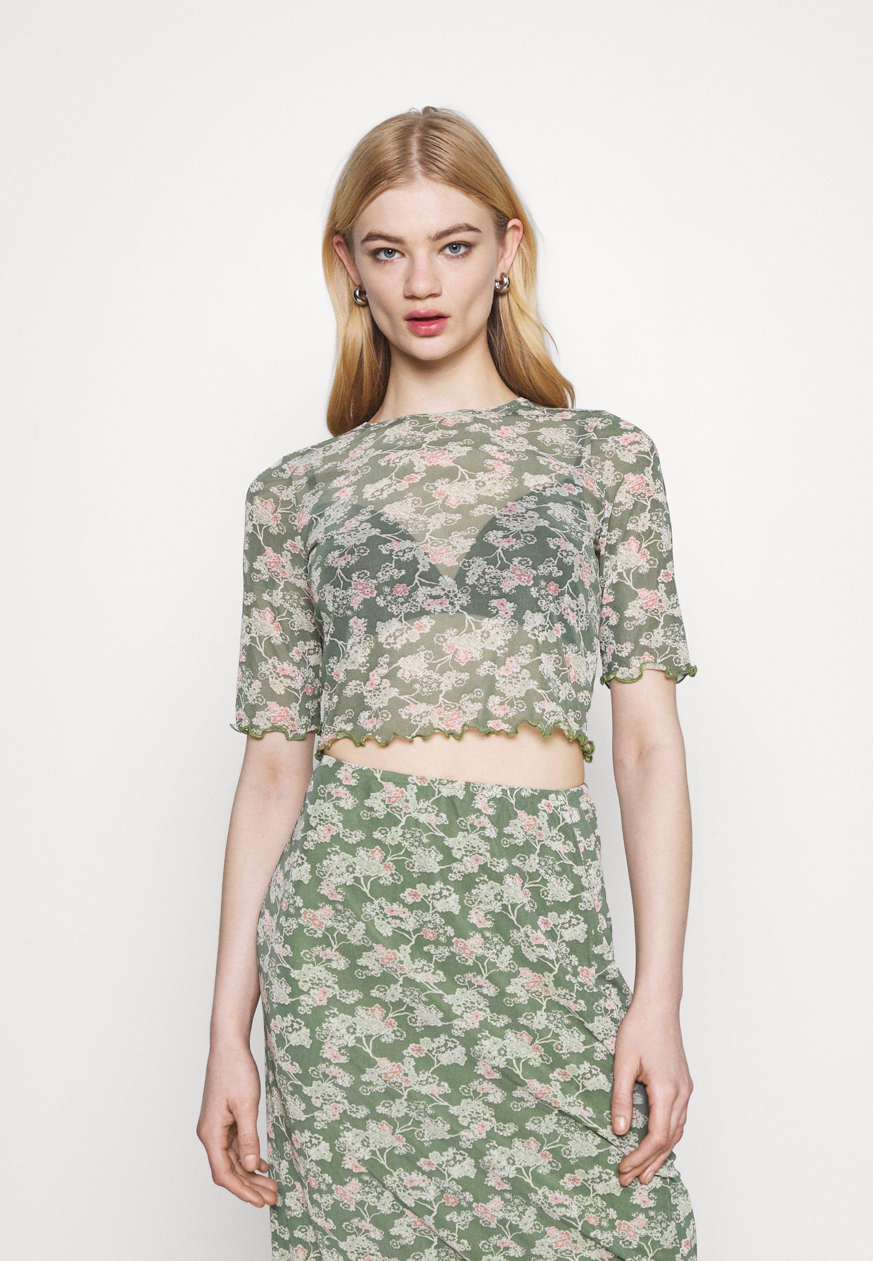 Damen DREW - T-Shirt print