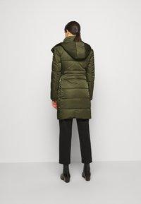HUGO - FLEURIS - Winter coat - khaki - 2
