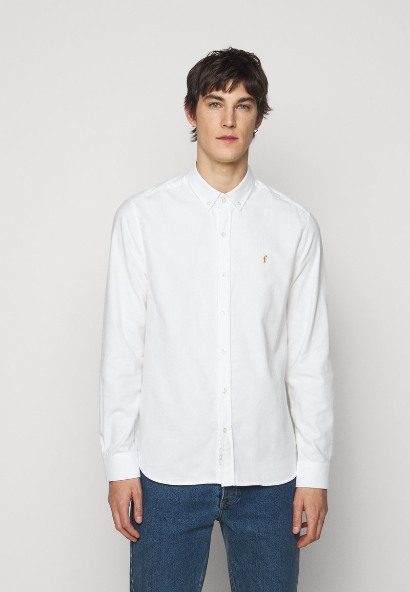 forét - Shirt - white