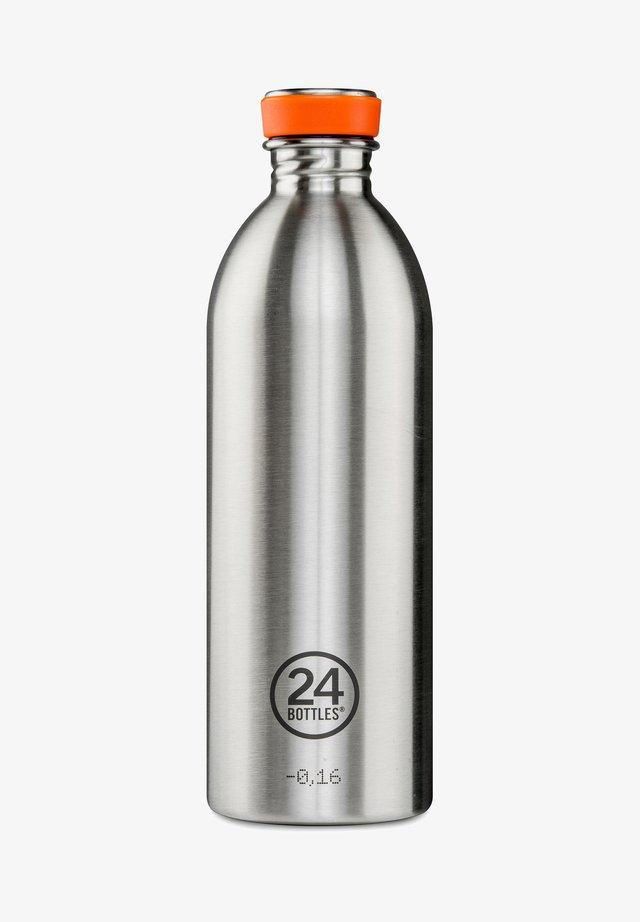 TRINKFLASCHE URBAN BOTTLE PASTEL STEEL - Other accessories - steel