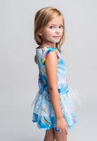 Rosalita Senoritas - ATKINSON VESTIDO - Cocktail dress / Party dress - mottled blue - 2