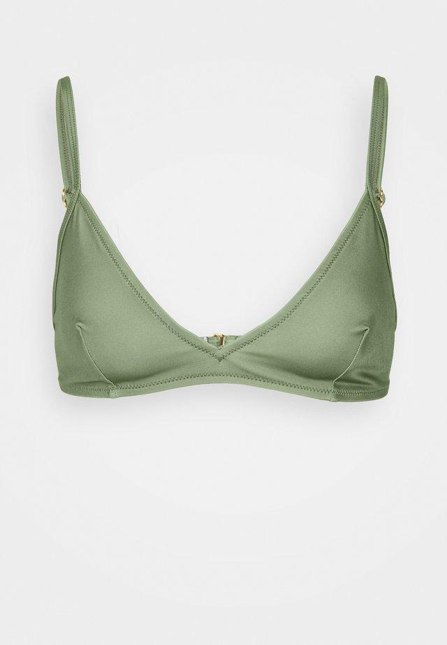 MALOU - Bikinitop - vineyard green