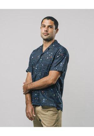 MAZE PAC-MAN™ X BRAVA ALOHA - Shirt - blue