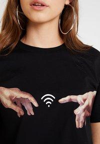 TWINTIP - T-Shirt print - black - 5