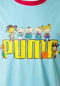 Puma - RUGRATS TEE - Print T-shirt - petit four - 2