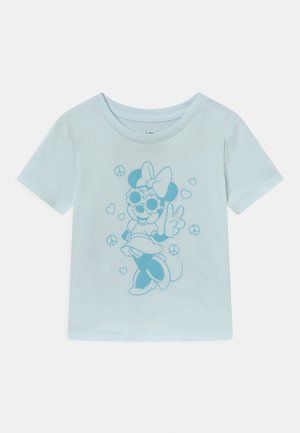 DISNEY MINNIE MOUSE TODDLER GIRL - T-shirt con stampa - wan blue