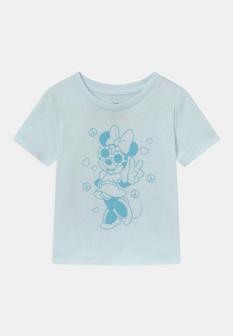 GAP - DISNEY MINNIE MOUSE TODDLER GIRL - T-Shirt print - wan blue