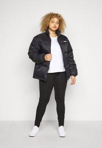 Fila Plus - EDWINA - Leggings - Trousers - black - 1