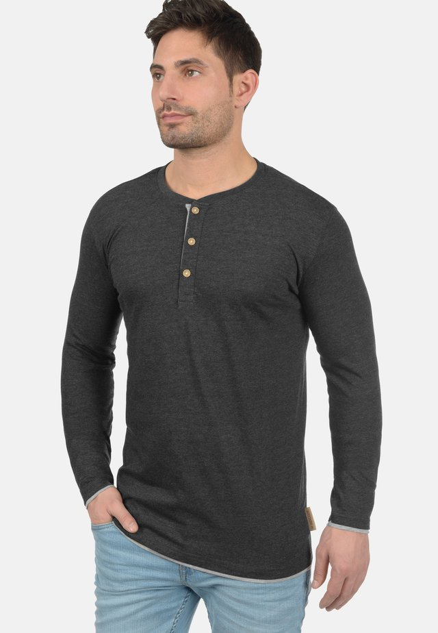 GIFFORD - Long sleeved top - charcoal