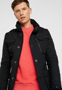 Schott - FIELD - Light jacket - black - 5