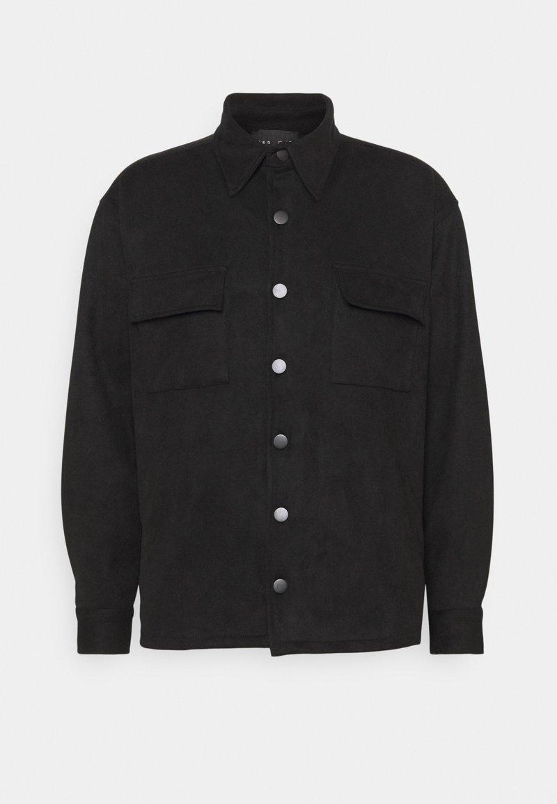 Pegador - JACKET UNISEX - Lehká bunda - black