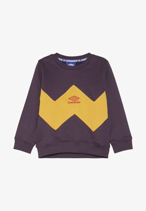 RESORT KIDS CREW  - Sweatshirt - cosmos/haze/fig