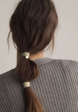6 PACK - Hair styling accessory - green