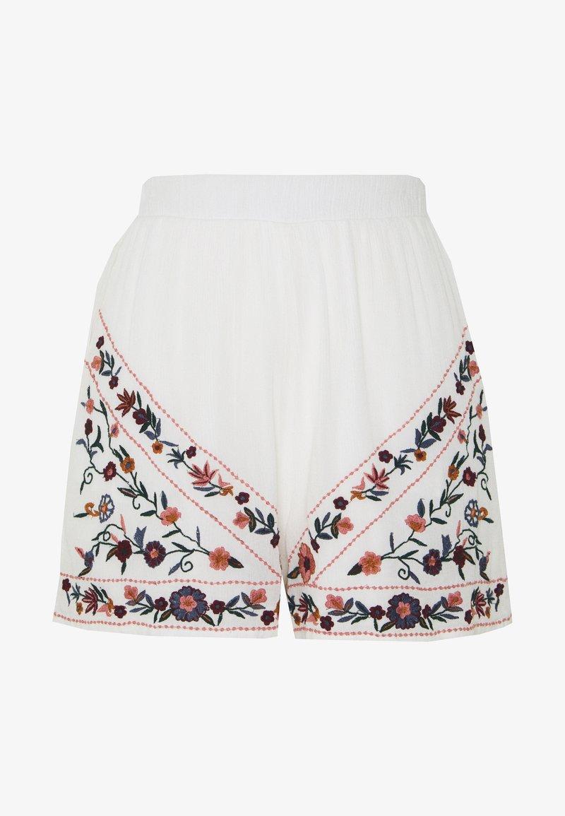YAS - YASCHELLA FEST - Shorts - star white