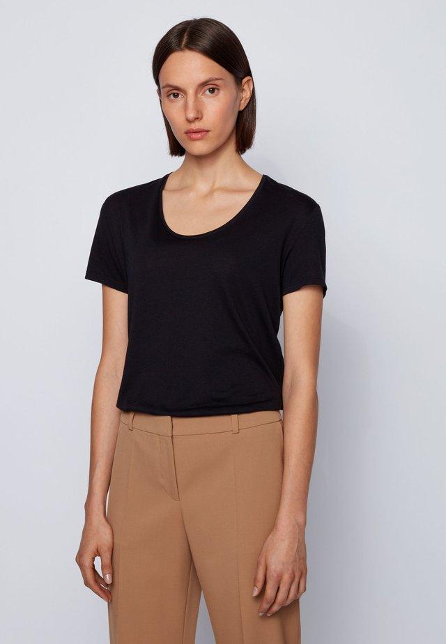 C EGREAT - T-Shirt basic - black