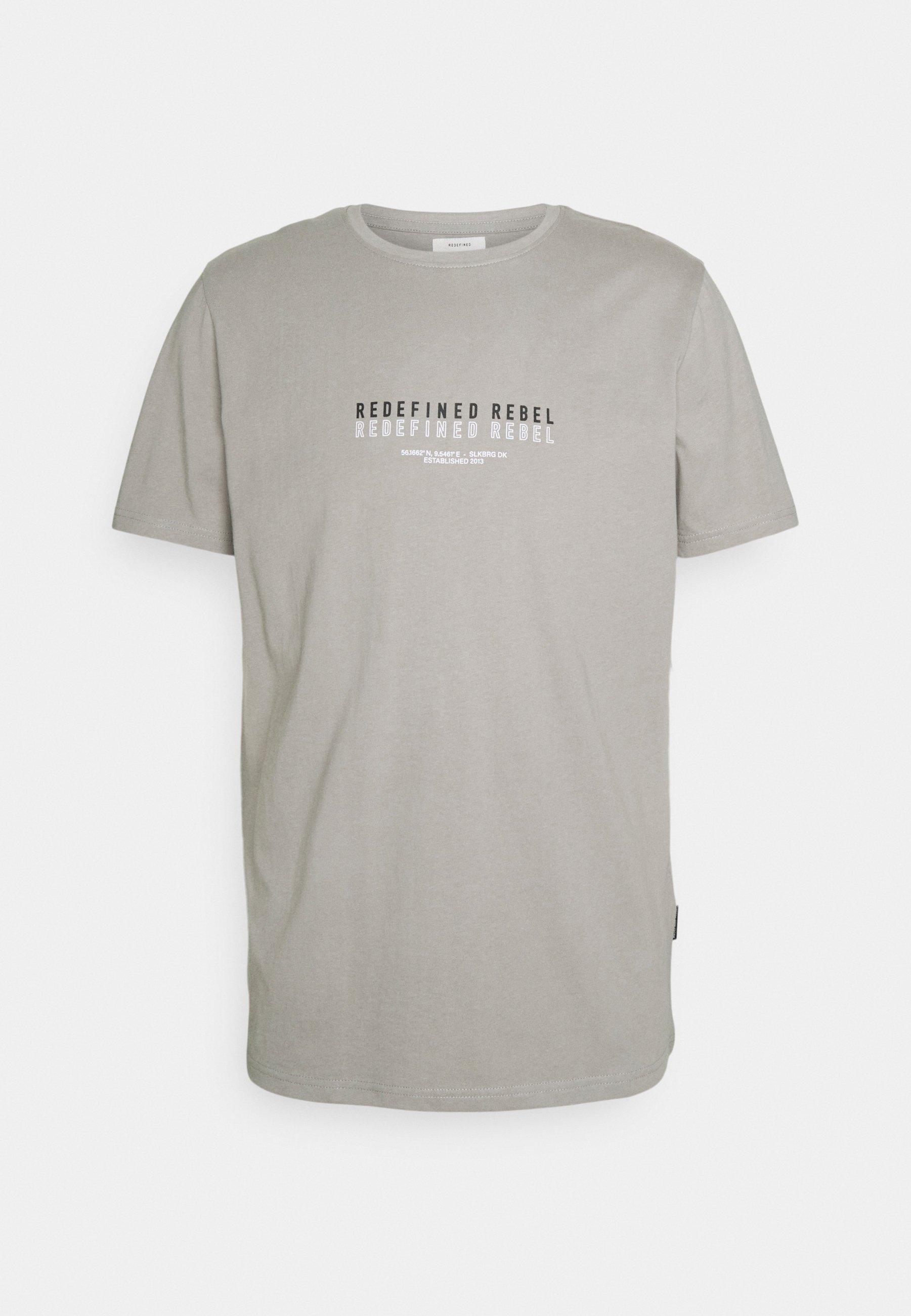 Men FREJ TEE - Print T-shirt
