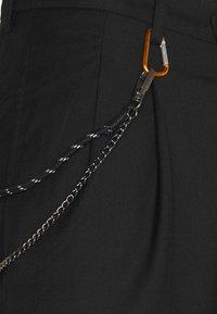 Gianni Lupo - PANT - Pantaloni - black - 5