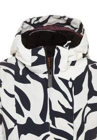 Molo - PEARSON - Ski jacket - white/black - 3