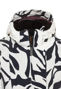 Molo - PEARSON - Lyžařská bunda - white/black - 3