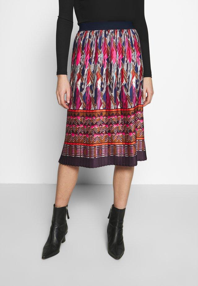 LESOLAR - A-snit nederdel/ A-formede nederdele - lesolar multicolore