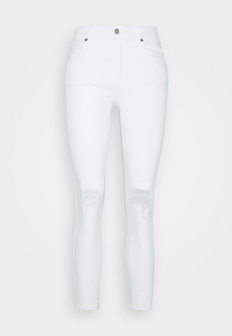 Dr.Denim Petite LEXY - Jeans Skinny Fit - white/white denim bNSIR3