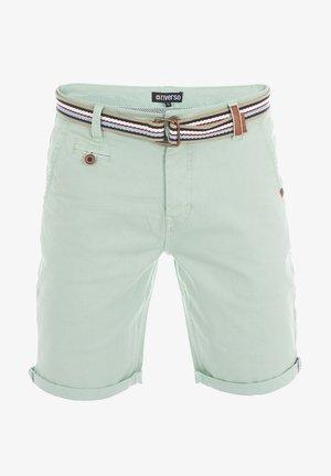 RIVKLAAS - Shorts - middle green