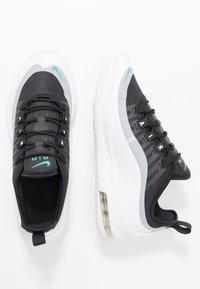 Nike Sportswear - AIR MAX AXIS - Trainers - black/spirit teal/white/platinum tint - 0