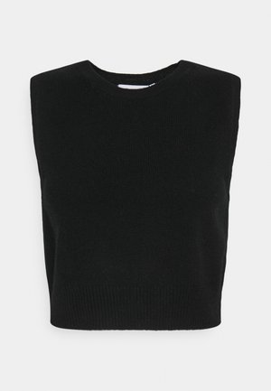 VEST - Jumper - black