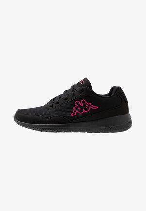 FOLLOW - Scarpe da fitness - black/pink