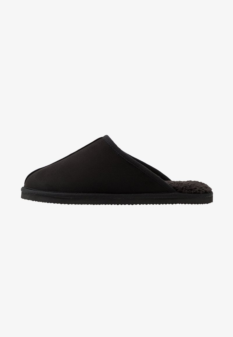 Jack & Jones - JFWDUDELY - Slippers - anthracite
