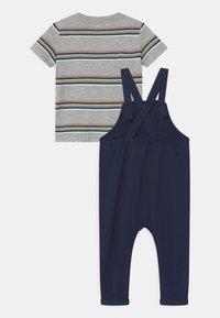 Carter's - SET - Print T-shirt - dark blue - 1