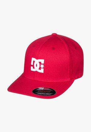 STAR - Cap - tango red
