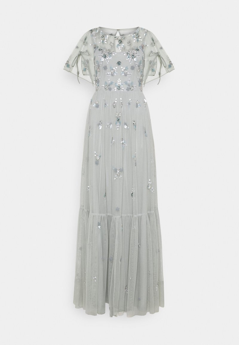 Adrianna Papell - BEADED DRESS - Occasion wear - frosted sage