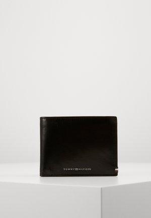 FLAP COIN - Geldbörse - black