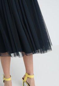 Lace & Beads Petite - MERLIN SKIRT - A-line skjørt - navy - 4
