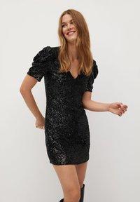Mango - EINAV-X - Cocktail dress / Party dress - schwarz - 0