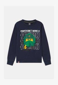 LEGO Wear - Bluza - dark navy - 0