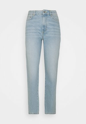 TARA DAISY PATCH - Straight leg jeans - light vintage